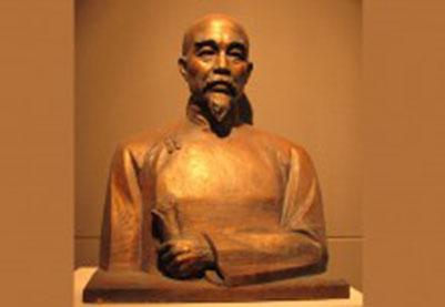 惠州博物馆名人像