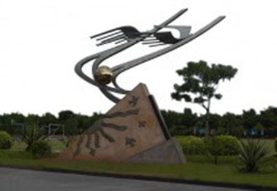 校园雕塑1