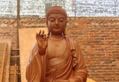 宗教雕塑-肇庆七星岗-佛像雕塑
