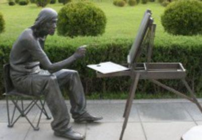 园林景观雕塑2