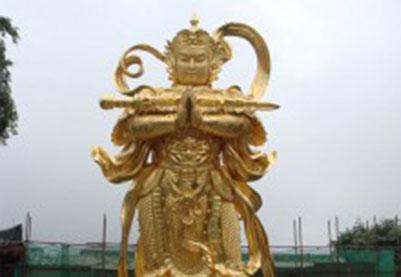深圳大华新寺雕塑